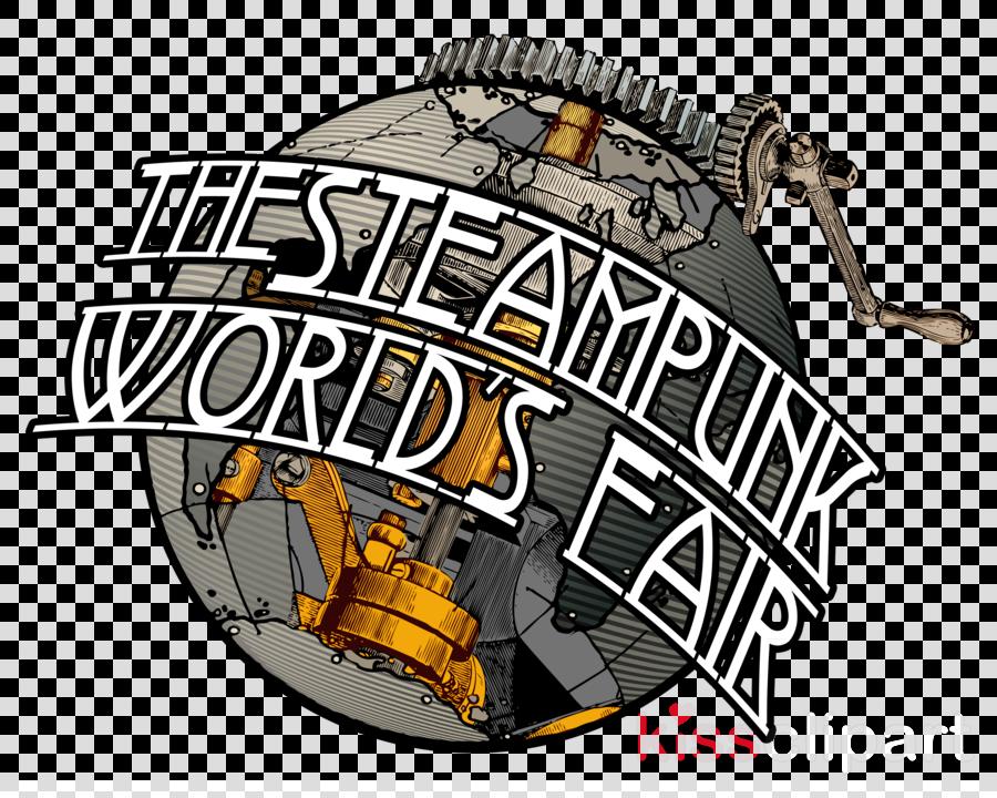 steampunk clipart Steampunk World's Fair Steampunk City Logo