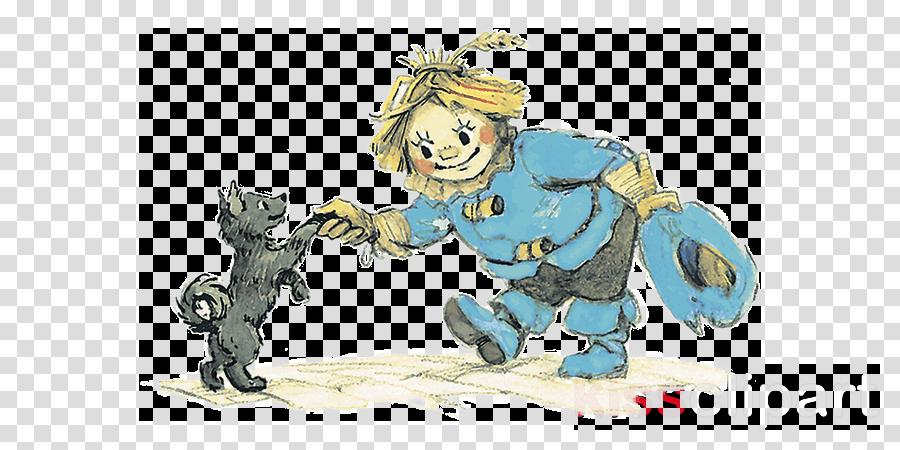scarecrow illustration cartoon art line design graphics font