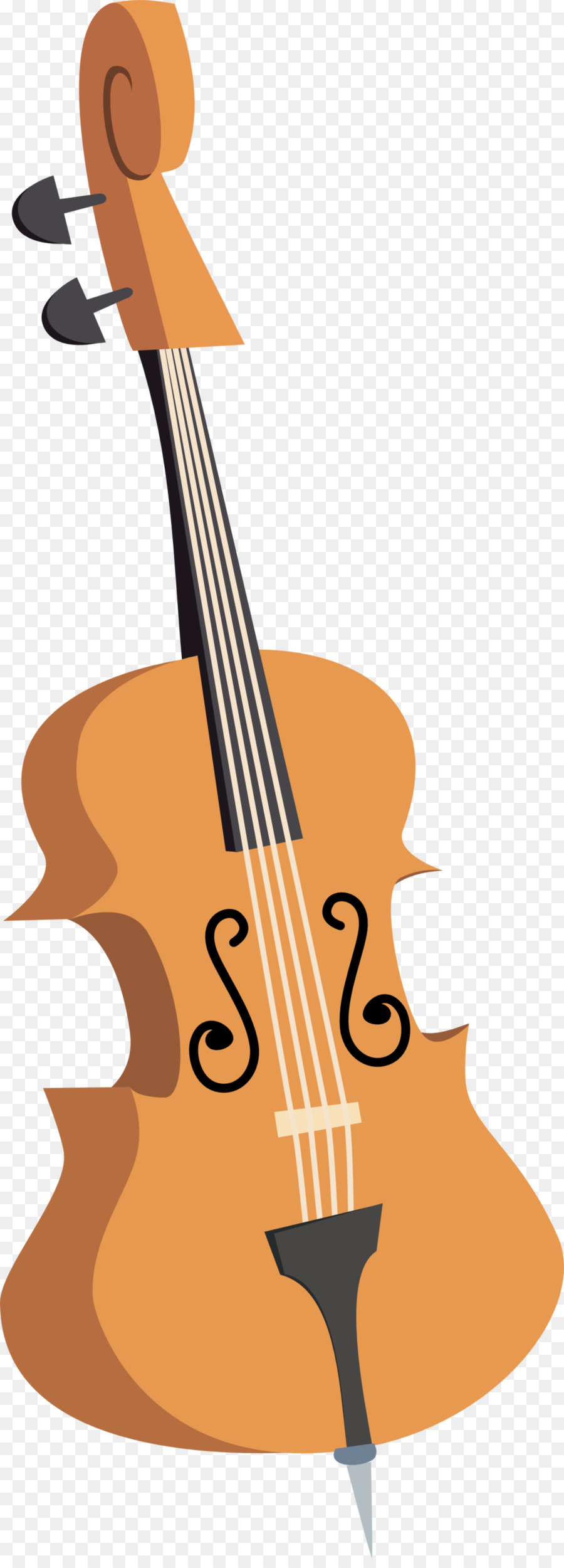 Violin Cartoon