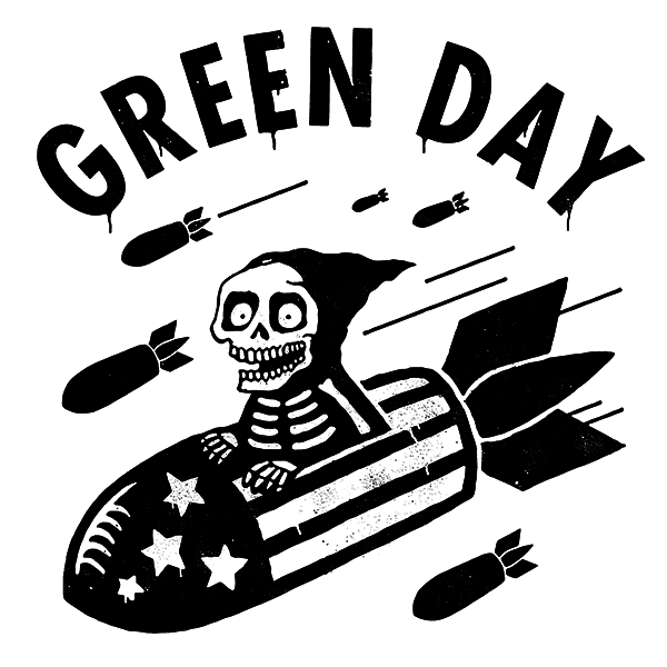 Green Day Logo Clipart Tshirt Shirt Font Transparent Clip Art Used on their third album, dookie (1994). tshirt shirt font transparent clip art
