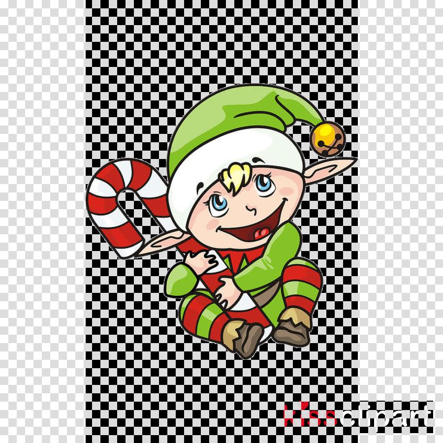 Line Sticker Christmas