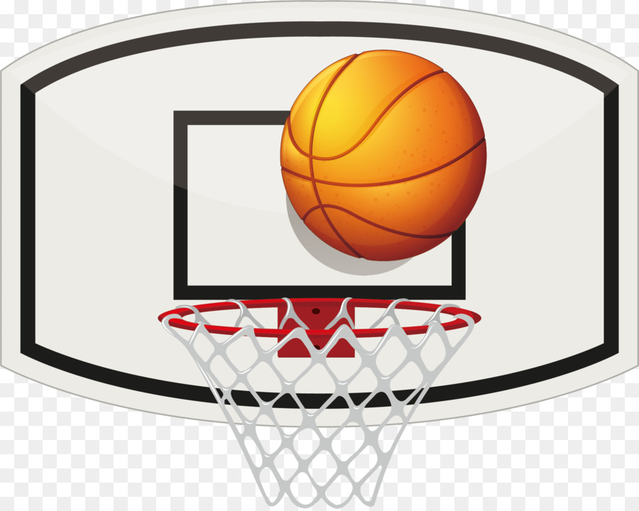 basketball ring clipart Backboard Basketball