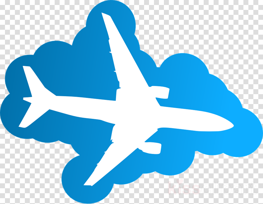 Travel Blue Background