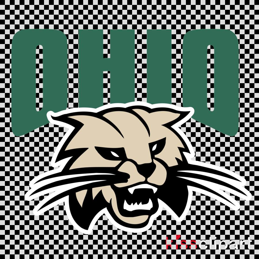 Football Logo Clipart University Head Font Transparent Clip Art