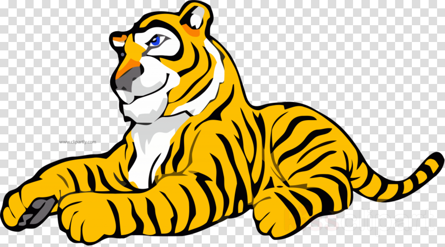 Free Tiger Clipart in AI, SVG, EPS or PSD