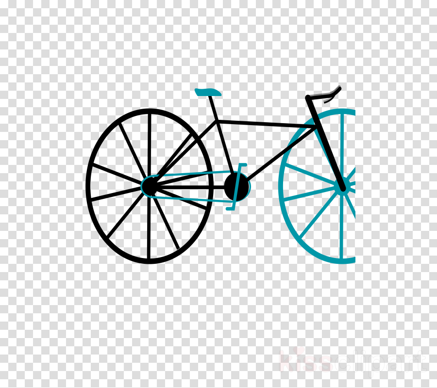 Bicycle clipart Bicycle Wheels Bicycle Frames Road bicycle