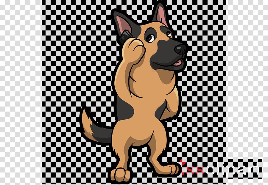 german shepherd stickers & emoji clipart Dog breed German Shepherd Puppy