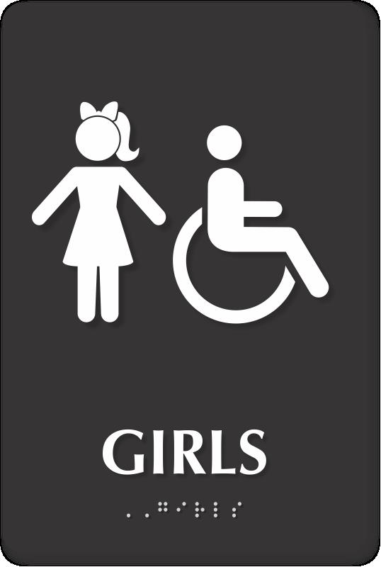 Toilet Cartoon Clipart Girl Boy Toilet Transparent Clip Art