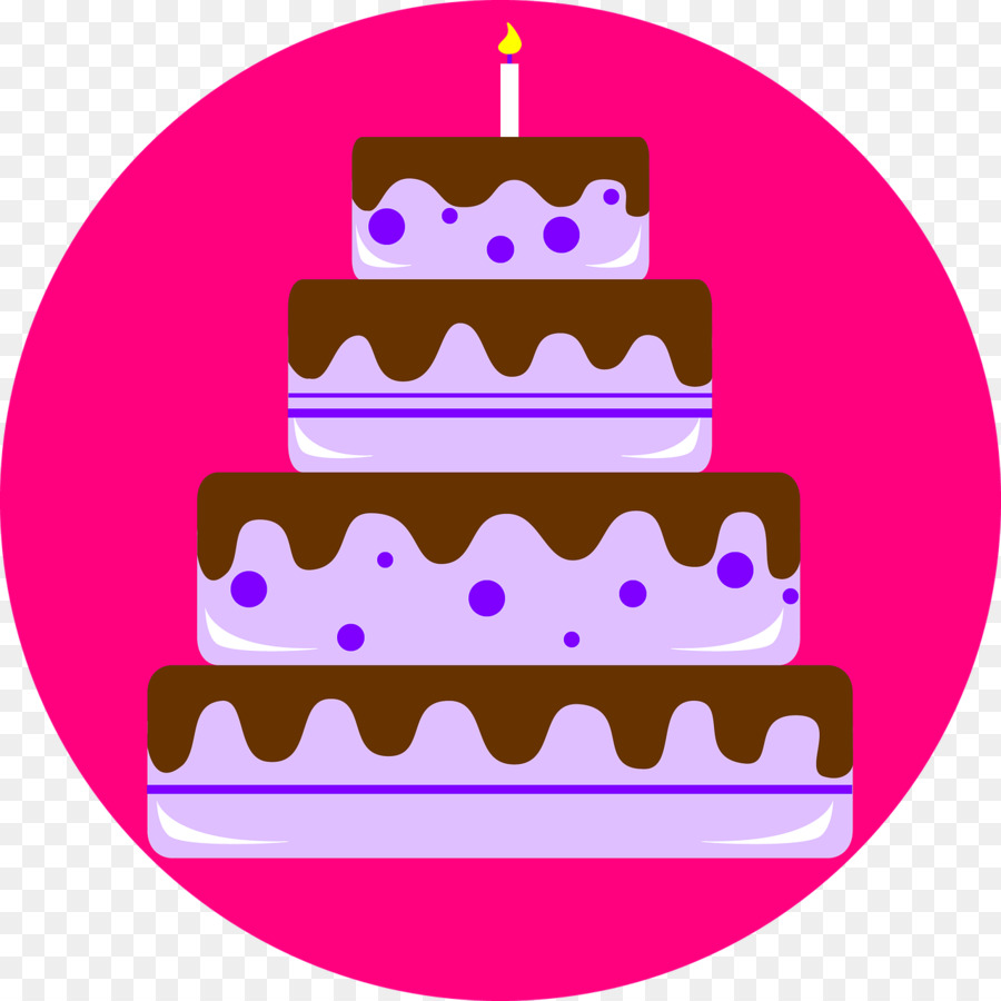 Cake Birthday Drawing Transparent Png Image Clipart Free Download