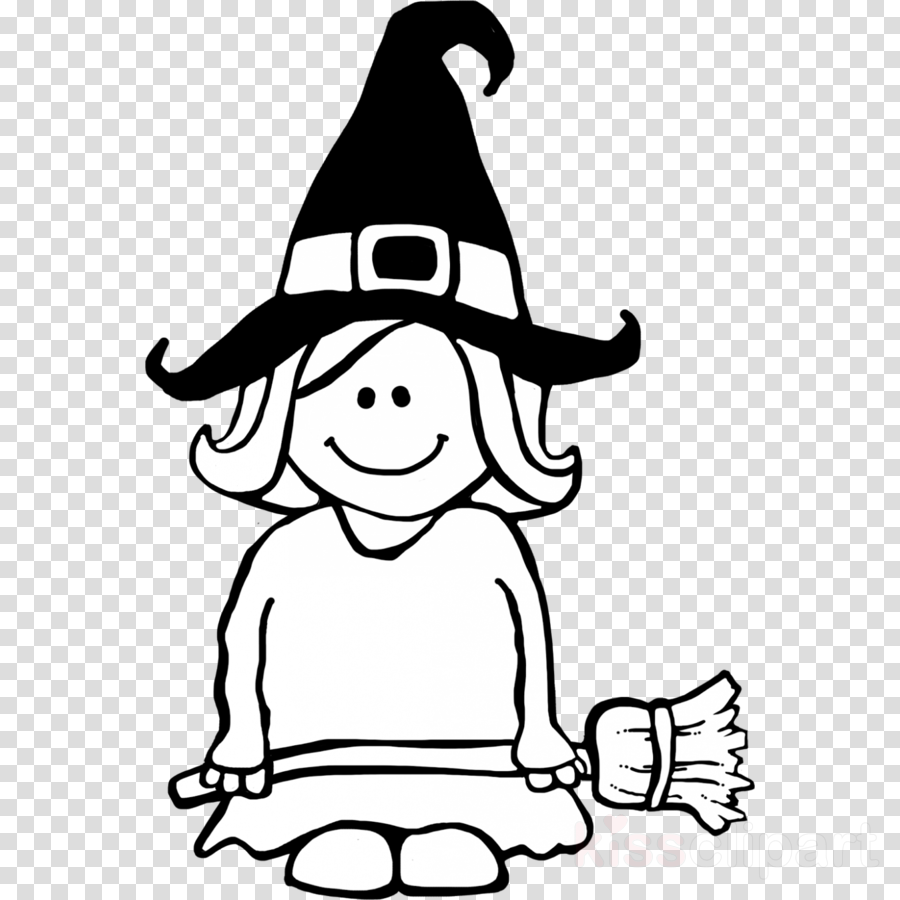 Halloween Pattern Background Clipart Drawing Cartoon Sketch Transparent Clip Art