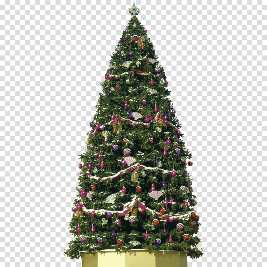 Christmas And New Year Background Clipart Tree Christmas