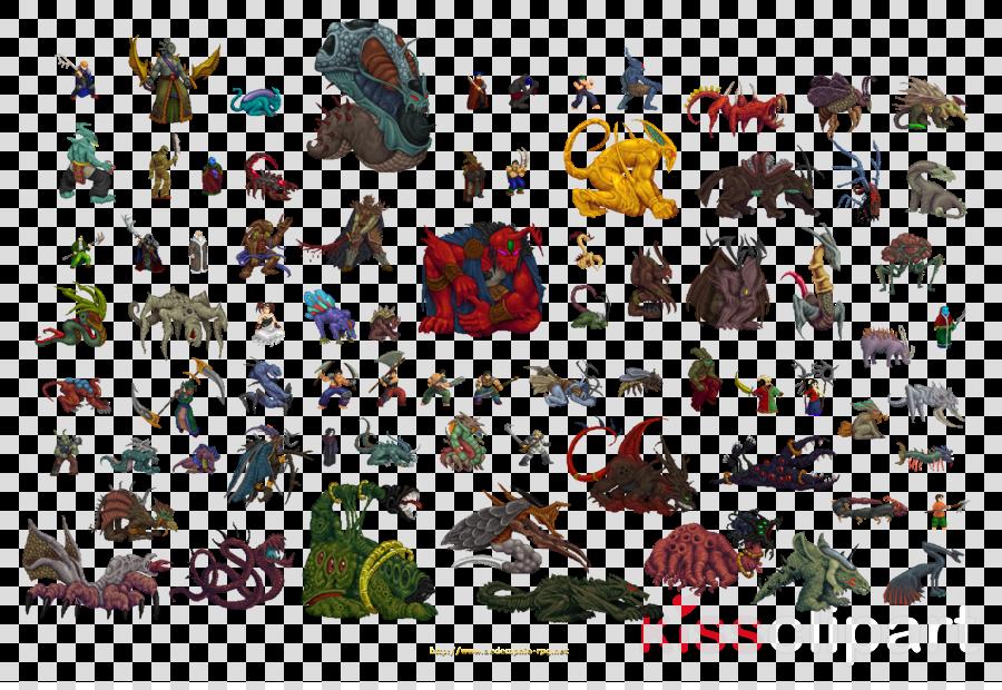 Tree Pixel Art