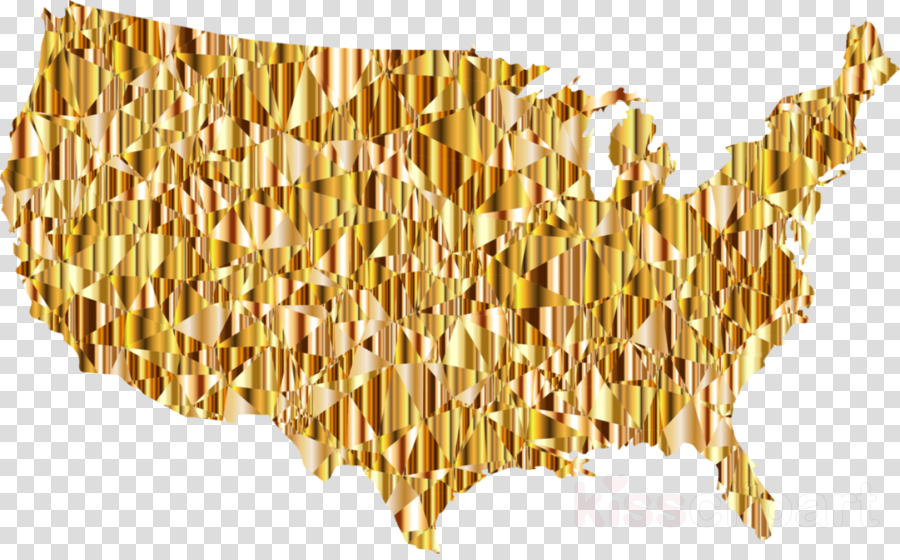Map Of California During Gold Rush.Gold Pattern Backgroundtransparent Png Image Clipart Free Download