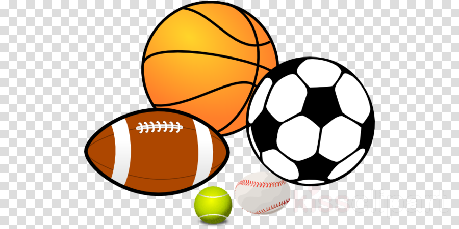 Food Cartoon Clipart Sports Ball Orange Transparent Clip Art