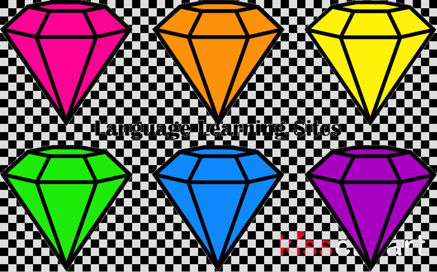 cartoon diamond png clipart Diamond Gemstone