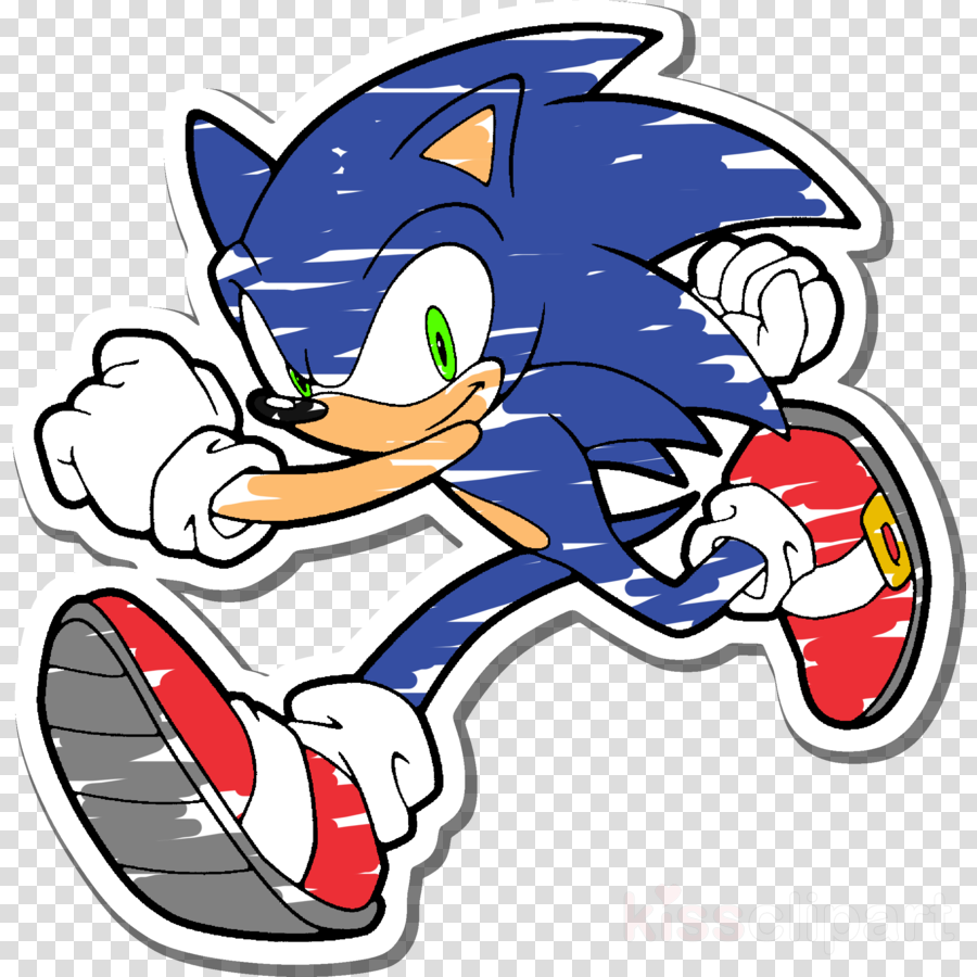 Sticker sonic png clipart sonic sega all stars racing sonic the hedgehog shadow the