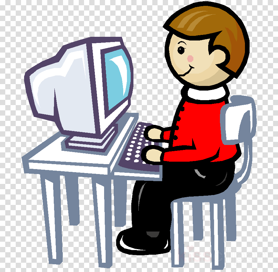 School Background Design Clipart Computer Information