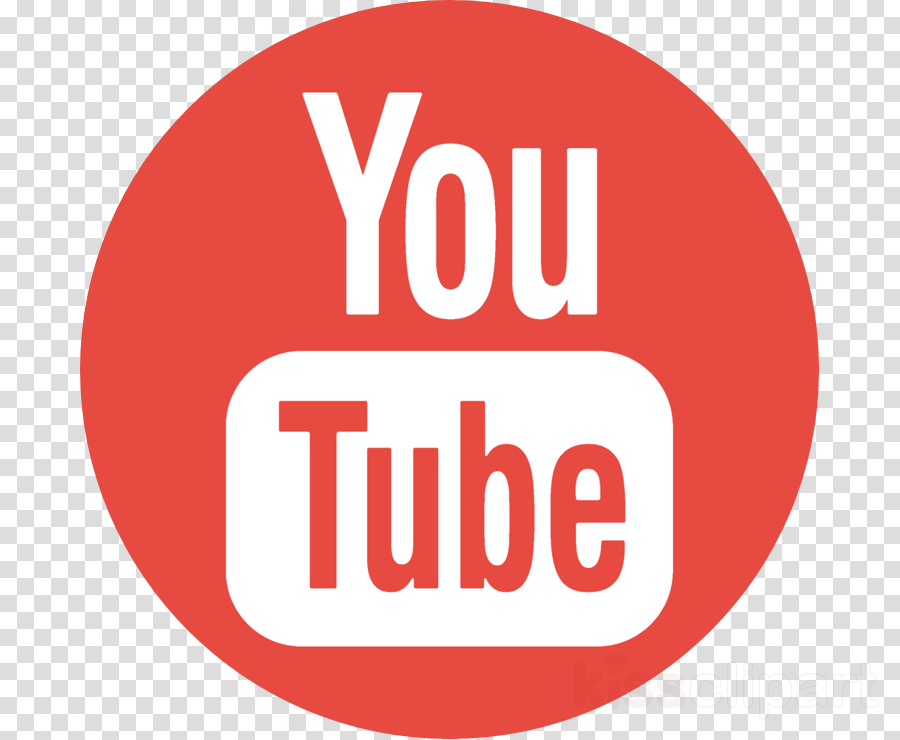 Circle Youtube Logo Clipart Youtube Television Red