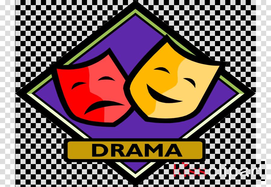 School Line Art Clipart Drama Theatre School Transparent Clip Art