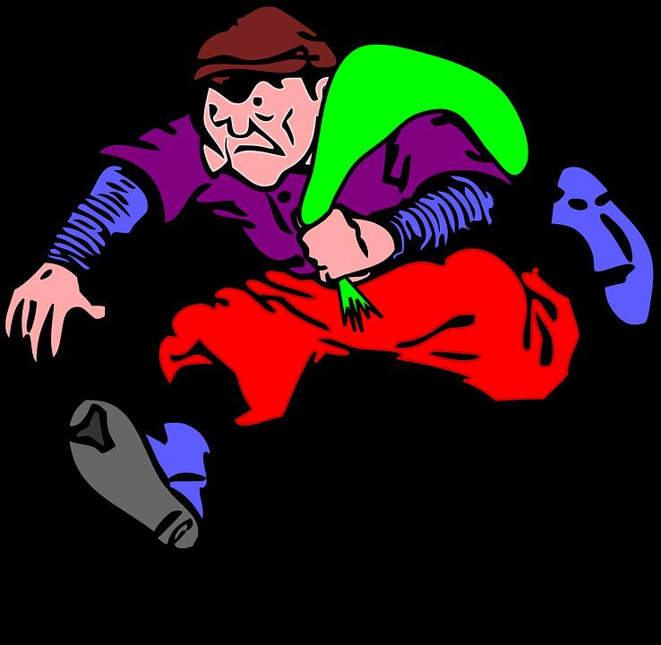 Bank Cartoon