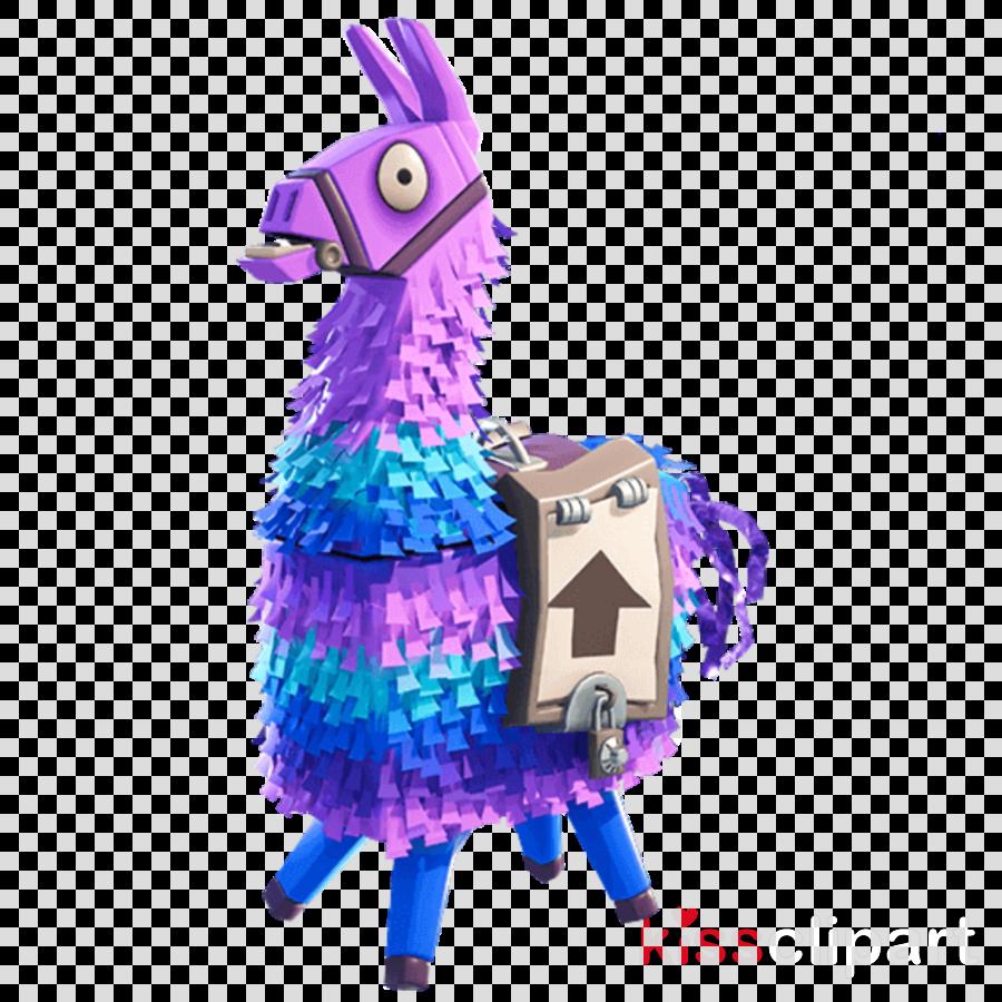 fortnite loot llama clipart Fortnite Battle Royale Llama