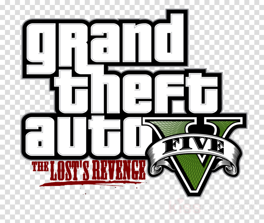 grand theft auto v logo png