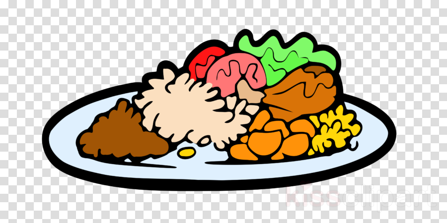 Food dinner. Turkey cartoon clipart breakfast