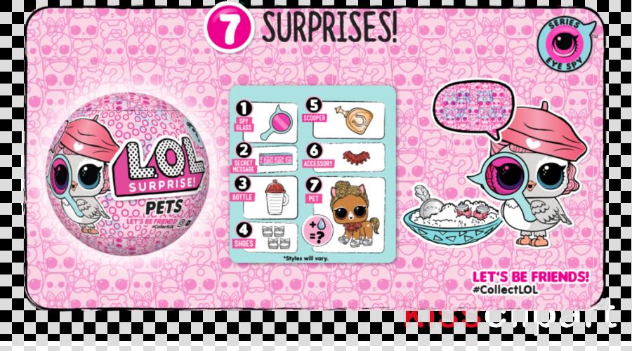 lol surprise eye spy pets clipart L.O.L. Surprise! Pets Series 4 L.O.L. Surprise! Pets Series 3 L.O.L. Surprise! Biggie Pet