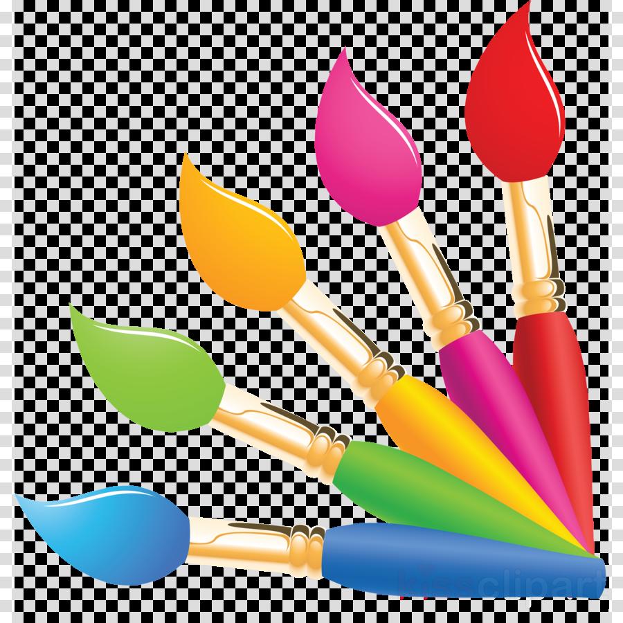 Paint Brush Clip Art Free