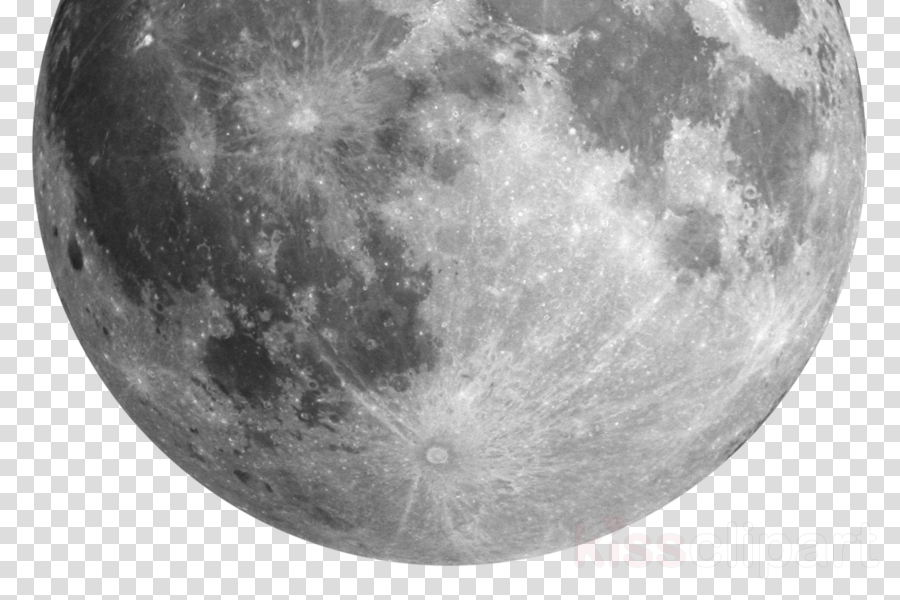 moon transparent clipart Lunar eclipse Supermoon Full moon