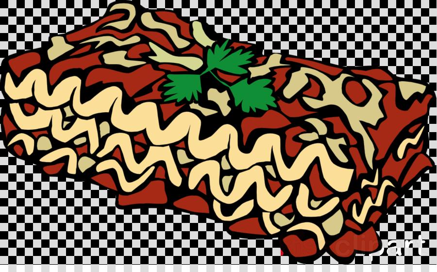 lasagna clipart Lasagne Italian cuisine Clip art