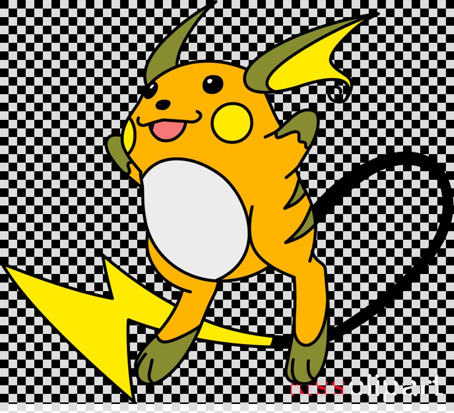 Download Pokemon Raichu Para Colorear Clipart Pikachu Raichu