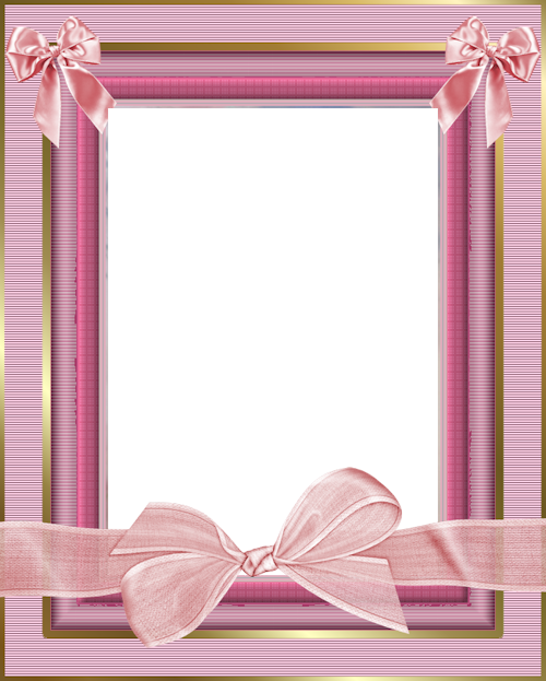 pink transparent frame clipart Picture Frames WEDDING FRAME Pink