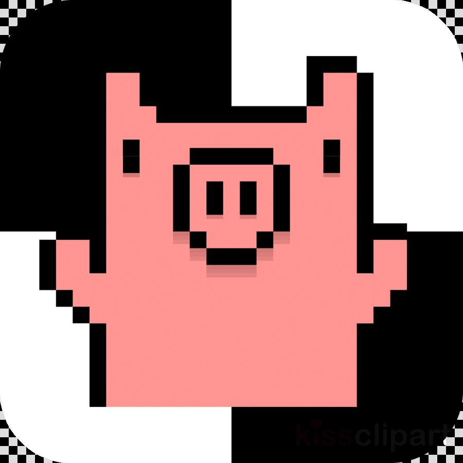 Pacman Pixel Art