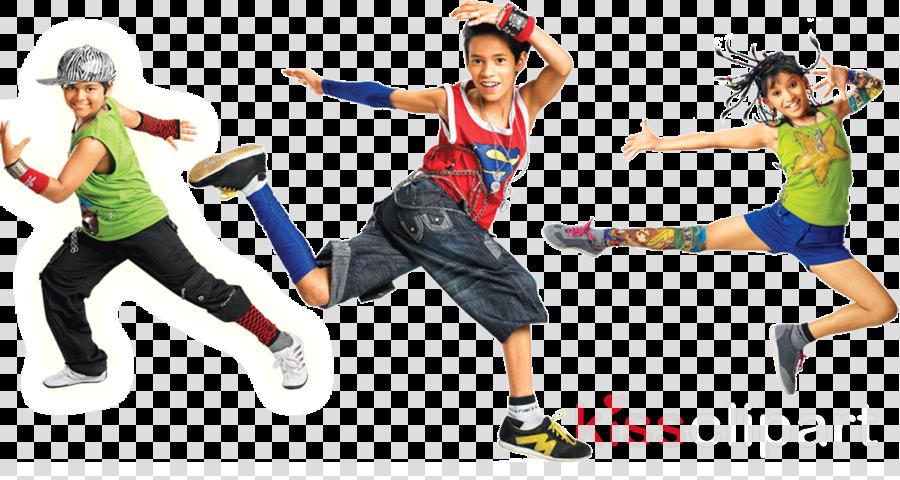 Kids Jumping Clipart Dance Child Exercise Transparent Clip Art