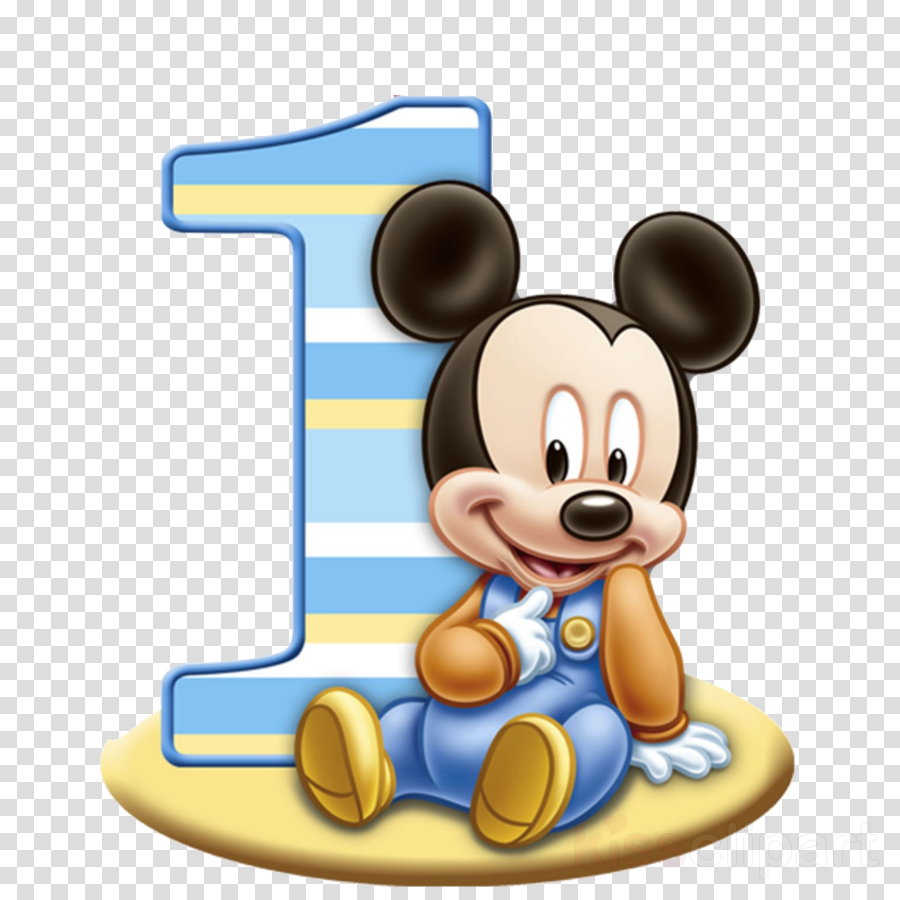 birthday mickey mouse clipart Mickey Mouse Minnie Mouse T-shirt