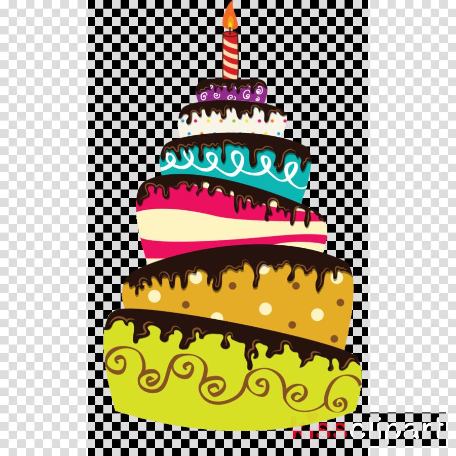 Groovy Birthday Cake Cartoon Clipart Bakery Cake Cupcake Transparent Funny Birthday Cards Online Kookostrdamsfinfo