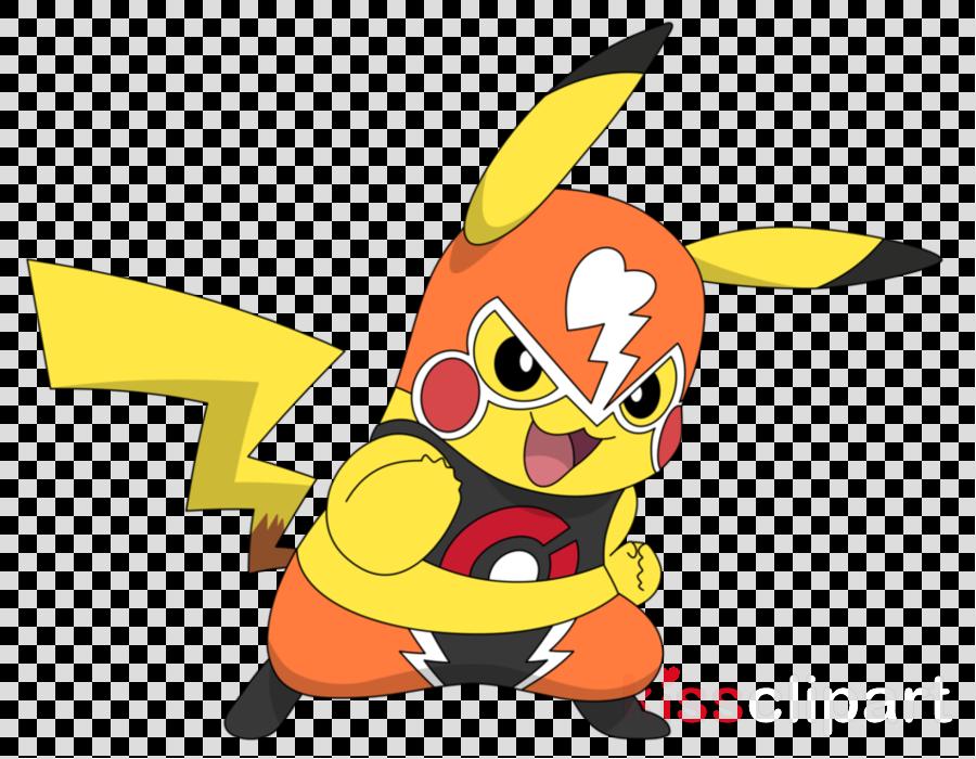 Pikachu Super Smash Bros