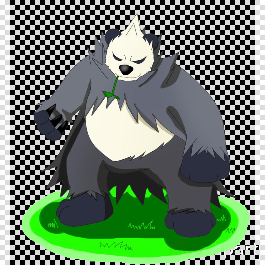 Panda Cartoon