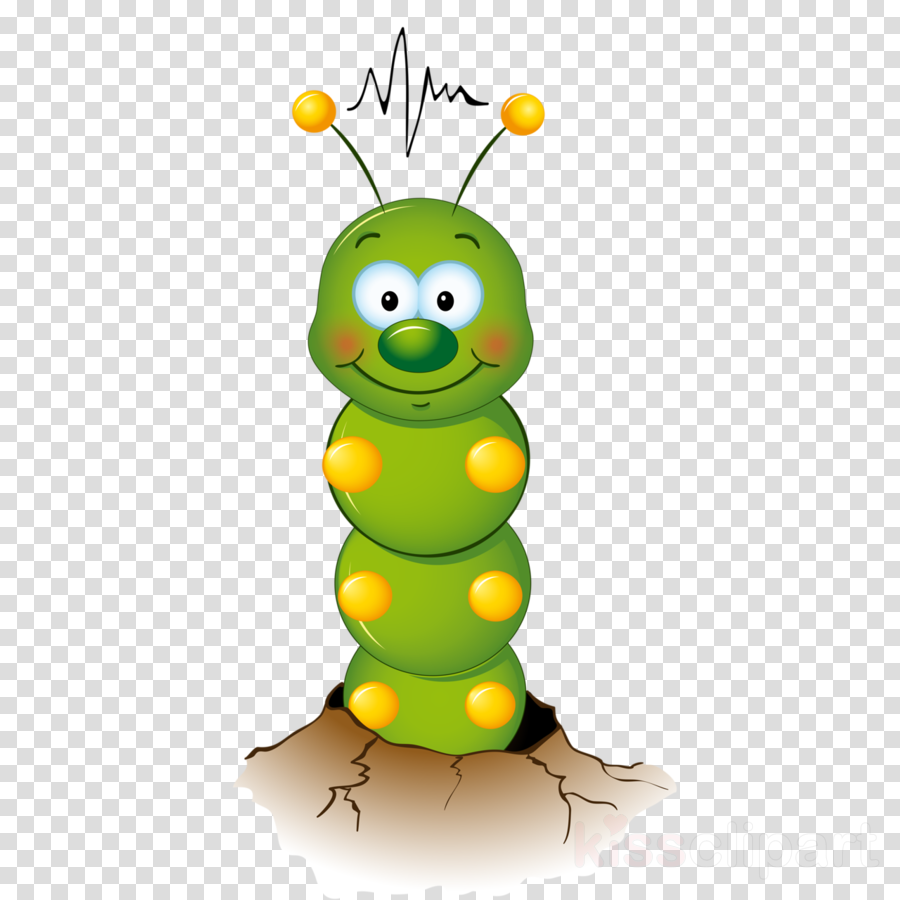 Caterpillar Cartoon Clipart Worm Caterpillar Drawing