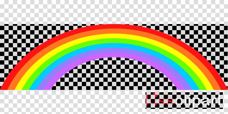 Rainbow Circle Clipart Illustration Text Line Transparent Clip Art