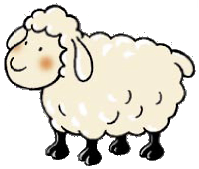Animal Cartoon Clipart Sheep Tshirt Product Transparent