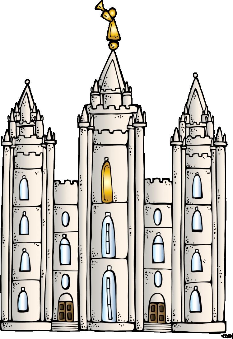 Temple Clipart