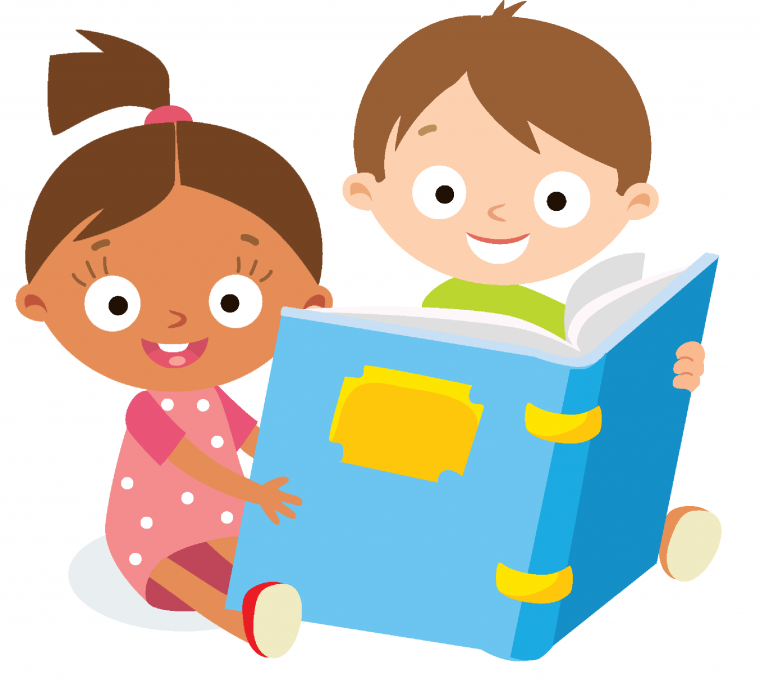 Child Reading Book Clipart Book Child Reading