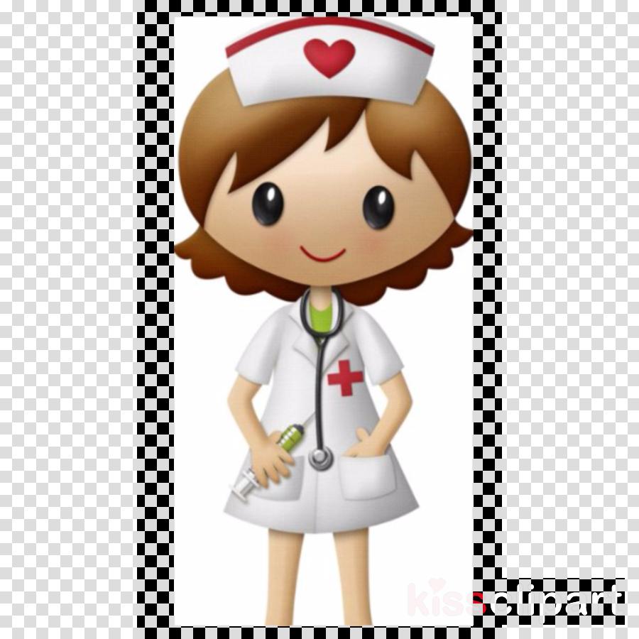 Nurse Cartoon Clipart Medicine Nurse Cartoon Transparent Clip Art
