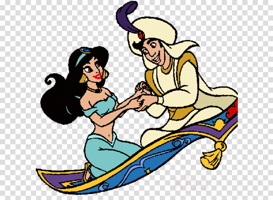aladdin coloring pages clipart One Thousand and One Nights Princess Jasmine