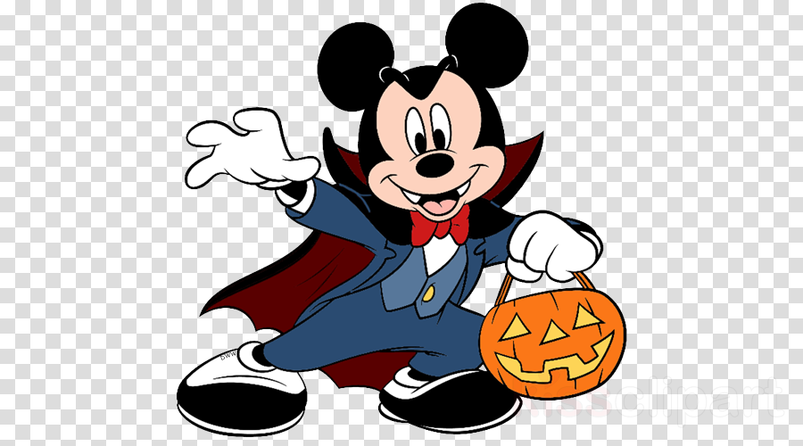 mickey mouse halloween png clipart Minnie Mouse Mickey Mouse Figaro