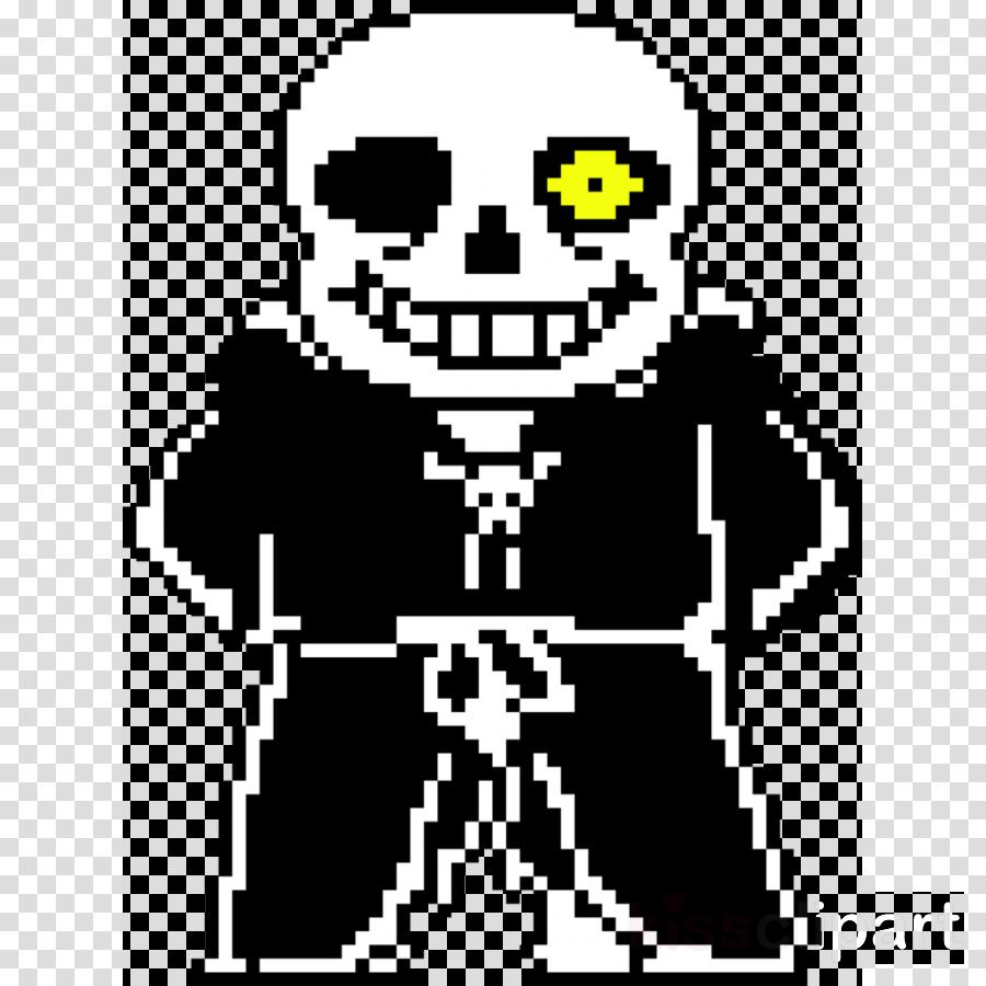 Undertale Pixel Art