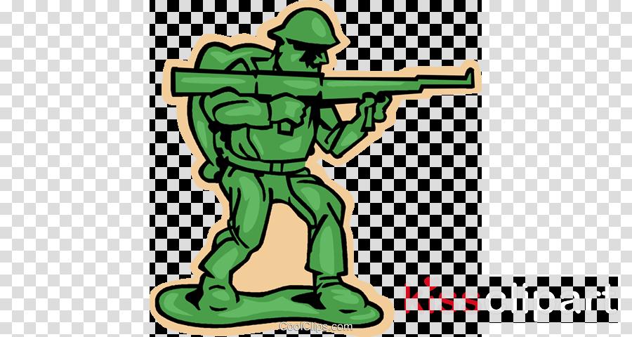 Army Cartoon Clipart Soldier Illustration Graphics Transparent Clip Art