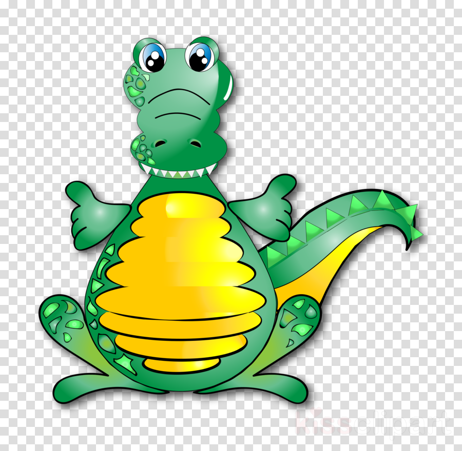 Turtle Cartoon Clipart Crocodile Alligators Cartoon